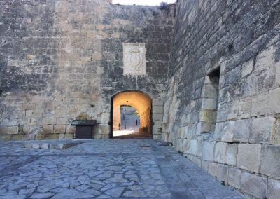 El Castillo de Sant Barbara en Alicante